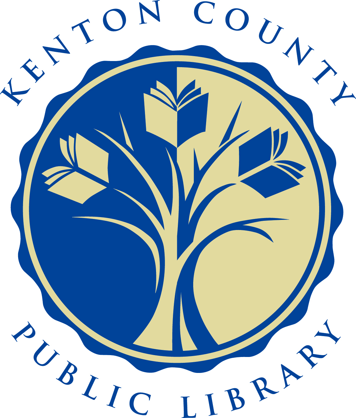 Kenton Co Library logo